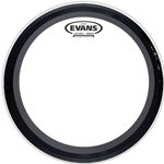 "Evans BD22EMAD 22"" EMAD Clear Batter Bass Drum Head"