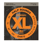D'Addario ENR72 Half Round 50-105 Long Bass Guitar String Set