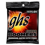 GHS GBM Boomer Medium Gauge Electric Guitar String Set 11-50