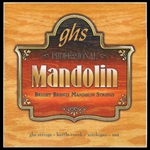 GHS PF250 Mandolin Bright Bronze Medium Light String Set