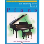Alfred Ear Training Book Level 5; 00-14537