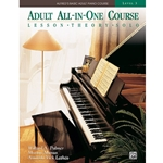 Alfred Adult All-in-One Piano Course Book 3; 00-14540