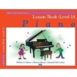 Alfred Lesson Book Level 1A; 00-2104