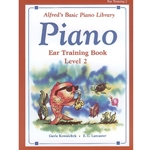 Alfred Ear Training Book Level 2; 00-3139