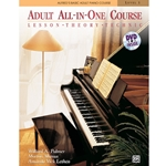 Alfred Adult All-In-One Course Level 1 with DVD;  00-37748