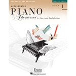 Faber Accelerated Piano Adventures For The Older Beginner Theory Book Level 1; FF1206