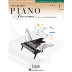 Faber Accelerated Piano Adventures For The Older Beginner Technique & Artistry Book 1