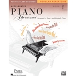 Faber Accelerated Piano Adventures for the Older Beginner Popular Repertoire Book 2; FF1479