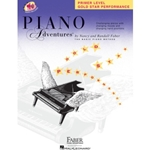Faber Piano Adventures Gold Star Performance Primer Level; FF1602