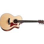 Taylor 314ce V-Class Grand Auditorium Cutaway Acoustic/Electric Guitar