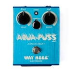 Way Huge WHE701 Aqua Puss Analog Delay Effects Pedal