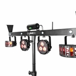Chauvet DJ GigBAR IRC Complete LED Lighting Effects Package