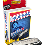 Hohner Blues Band Diatonic Harmonica