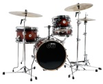 Drum Workshop Mini-Pro Design Series 4-Piece Drum Shell Pack (DDLG1804)