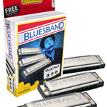 Hohner Blues Band 3-piece Value Pack