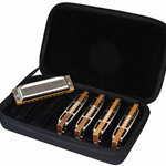 Hohner COB 5-Blues Harp Set