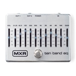 MXR M108S Ten Band Graphic EQ Pedal