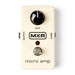 MXR M133 Micro Amp Boost Effects Pedal