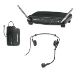 Audio Technica ATW901/H System 9 VHF Headworn Wireless Microphone System