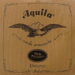 Aquila 7U Concert High G New Nylgut Ukulele String Set