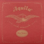 Aquila 85U Concert High G Red Series Ukulele String Set