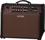 Boss Acoustic Singer Pro Acoustic Instrument Amplifier; ACSPRO