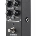 Ampeg Classic Bass Preamp Electric Bass Pedal