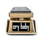 Cry Baby 50th Anniversary Gold Wah Wah Pedal