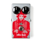 Dunlop JHM5 Jimi Hendrix Fuzz Face Distortion Effects Pedal