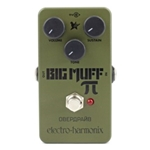 Electro Harmonix Green Russian Big Muff Distortion Electric Guitar Effects Pedal
