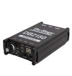 On-Stage Stereo USB Direct Box; DB2150
