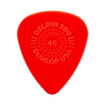 Dunlop Prime Grip Delrin 500 Guitar Pick - 12 Pack