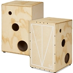 "Latin Percussion Americana Mona Tavakoli Signature ""MT Box"" Cajon; LP1443"