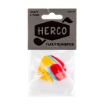Herco Thumbpick Assorted Color Players Pack