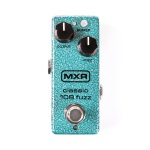 MXR Classic 108 Fuzz Mini Effects Pedal; M296