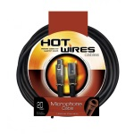 On-Stage Hot Wires 20ft Microphone Cable