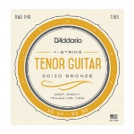 D'Addario Tenor Guitar String Set; EJ66