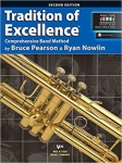 Trumpet Tradition of Excellence Book 2