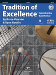 Percussion Tradition of Excellence Book 2