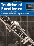 Clarinet Tradition of Excellence Book 2