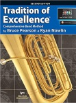 Tuba Tradition of Excellence Book 2