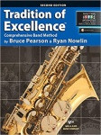 Alto Saxophone Tradition of Excellence Book 2