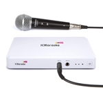 HDK Box 2.0 Internet Enabled Karoke Player w/Microphone