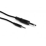 "Hosa CMP310 3.5mm Mono to 1/4"" Patch Cable"