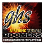 GHS GBTNT8 8-String Electric Guitar Set Heavy 11-85