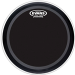 "Evans BD20EMADONX 20"" EMAD Onyx Batter Bass Drum Head"