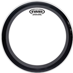 "Evans BD22EMADHW 22"" EMAD Heavyweight Bass Drum Batter Head"