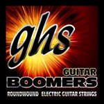 GHS GBM Boomers Medium Gauge Electric Guitar String Set
