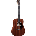 Martin DJr 10-01 Sapele Deadnought Junior Acoustic Guitar