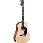 Martin DJr 10E-01 Sapele Dreadnought Junior Acoustic/Electric Guitar